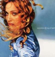 Madonna: Ray Of Light (Blue Vinyl), 2 LPs