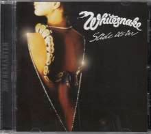 Whitesnake: Slide It In (2009 Remaster), CD