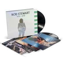 Rod Stewart: Rod Stewart: 1975-1978 (180g) (Limited Edition), 5 LPs