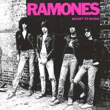 Ramones: Rocket To Russia (40th-Anniversary-Edition), CD