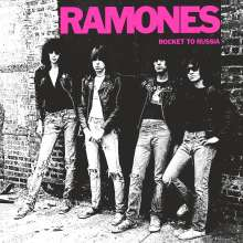 Ramones: Rocket To Russia (remastered) (180g), LP