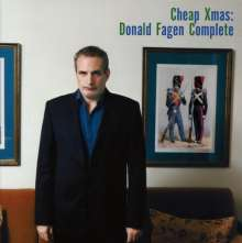 Donald Fagen: Cheap Xmas: Donald Fagen Complete, 5 CDs