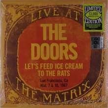 The Doors: Live At The Matrix (180g) (Limited-Numbered-Edition), LP