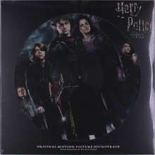 Patrick Doyle: Filmmusik: Harry Potter And The Goblet Of Fire (O.S.T.) (Picture Disc), 2 LPs