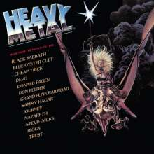 Filmmusik: Heavy Metal: Music From The Motion Picture, 2 LPs