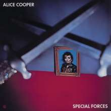 Alice Cooper: Special Forces (Limited-Edition) (Blue Vinyl), LP