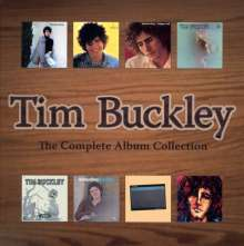 Tim Buckley: The Complete Album Collection, 8 CDs
