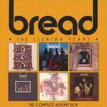 Bread: The Elektra Years: Complete Albums Box, 6 CDs