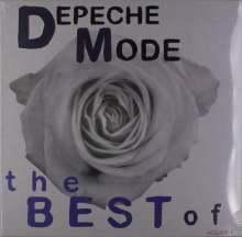 Depeche Mode: The Best Of Vol. 1, 3 LPs