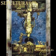 Sepultura: Chaos A.D. (Re-Release) (Expanded-Edition), 2 CDs