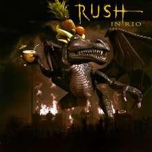 Rush: Rush In Rio (180g), 4 LPs
