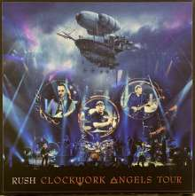 Rush: Clockwork Angels Tour 2012 (180g), 5 LPs