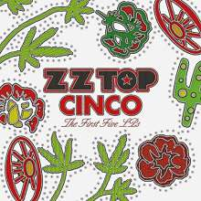 ZZ Top: Cinco - The First Five LPs (180g), 5 LPs