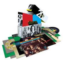 """The Doors: The Singles (Limited-Numbered-Edition-Box-Set), 20 Single 7""""s"""