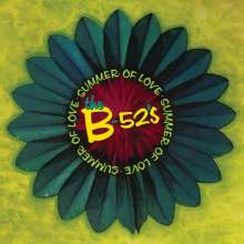 The B-52s: Summer Of Love (Limited-Edition) (Red Vinyl), Single 7""