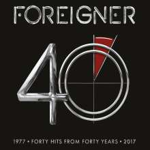 Foreigner: 40, 2 CDs