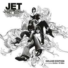 Jet: Get Born (Deluxe-Edition), 2 CDs