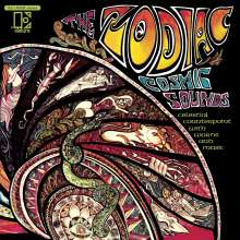 New Age Music / Wellness: The Zodiac Cosmic Sounds (Limited-Edition) (Glow In The Dark Vinyl) (mono), LP