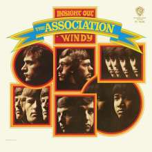 The Association: Insight Out (50th Anniversary Edition) (Limited-Edition) (Red Vinyl) (mono), LP