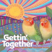 Gettin' Together - Groovy Sounds From The Summer Of Love (Limited-Edition) (Red Vinyl), LP