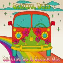Grateful Dead: Smiling On A Cloudy Day, CD