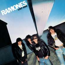Ramones: Leave Home (40th-Anniversary Deluxe-Edition) (Limited-Numbered-Edition), 4 LPs
