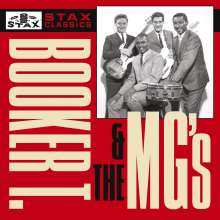 Booker T. & The MGs: Stax Classics, CD
