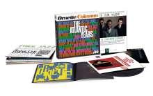 Ornette Coleman (1930-2015): The Atlantic Years (180g) (Box-Set), 10 LPs