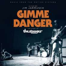 Filmmusik: Gimme Danger: Music From The Motion Picture (180g), LP
