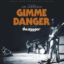 Filmmusik: Gimme Danger: Music From The Motion Picture, CD