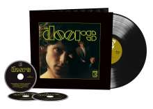 The Doors: The Doors (50th-Anniversary-Deluxe-Edition) (180g), LP