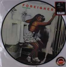 Foreigner: Head Games (Reissue) (Picture Disc), LP