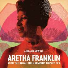 Aretha Franklin: A Brand New Me: Aretha Franklin With The Royal Philharmonic Orchestra, LP