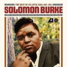 Solomon Burke: The Best Of Atlantic Soul 1962-1965 (Limited-Numbered-Edition), LP