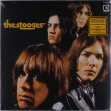 The Stooges: The Stooges (Reissue) (Colored Vinyl), LP