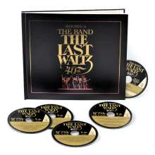The Band: The Last Waltz (40th-Anniversary-Deluxe-Edition), 4 CDs