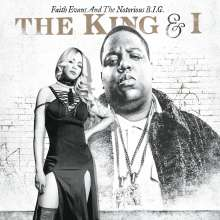 Faith Evans & The Notorious B.I.G.: The King & I (Explicit), CD
