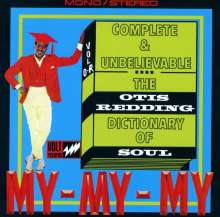 Otis Redding: Complete & Unbelievable: The Otis Redding Dictionary Of Soul (50th-Anniversary-Edition), 2 CDs
