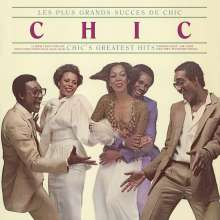 Chic: Les Plus Grands Succes De Chic - Chic's Greatest Hit, LP