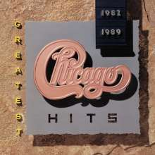 Chicago: Greatest Hits 1982-1989, LP