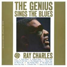 Ray Charles: The Genius Sings The Blues (180g) (mono) (remastered), LP