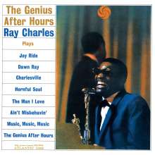 Ray Charles: The Genius After Hours (180g) (mono), LP