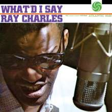 Ray Charles: What'd I Say (180g) (Mono), LP