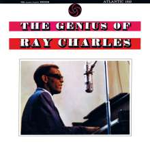 Ray Charles: The Genius Of Ray Charles (180g) (mono), LP