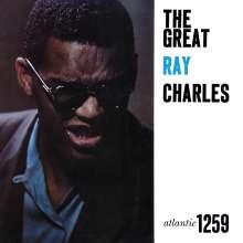 Ray Charles: The Great Ray Charles (180g) (mono), LP