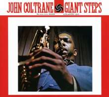 John Coltrane (1926-1967): Giant Steps (Mono), CD