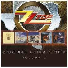 ZZ Top: Original Album Series Vol. 2, 5 CDs