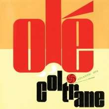 John Coltrane (1926-1967): Ole Coltrane (remastered) (180g) (mono), LP