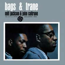Milt Jackson & John Coltrane: Bags & Trane (remastered) (180g) (mono), LP