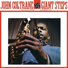 John Coltrane (1926-1967): Giant Steps (remastered) (180g) (mono), LP